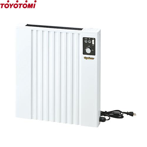 トヨトミ 壁掛け電気パネルヒーター EL-500P(W) (ホワイト) [電気ヒーター]