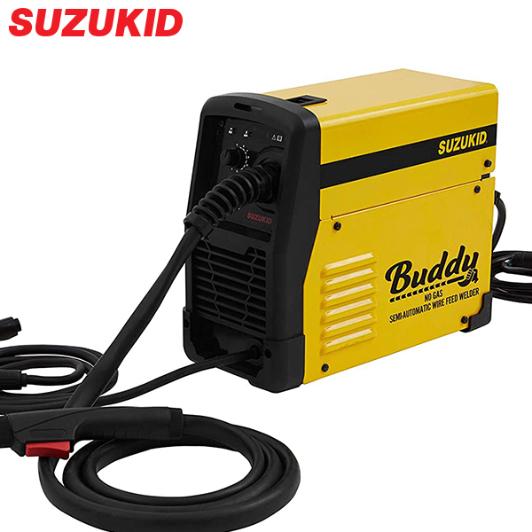 スズキッド インバーター半自動溶接機 Buddy ネット限定モデル (100V/ノンガス専用) [スター電器 SUZUKID]