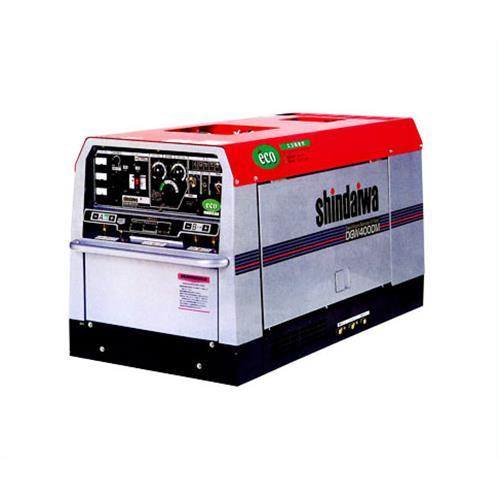 新大和柴油機電焊機DGW400DM(隔音型/400A)[enjinueruda][r21][s4-999]