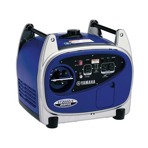 ヤマハ 防音型インバーター発電機 EF2000iS (100V/2000VA)