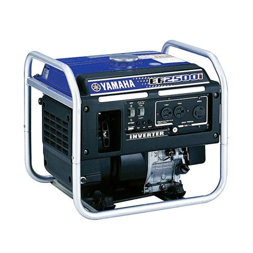 ヤマハ 防音型インバーター発電機 EF2500i (100V/2500VA)