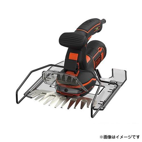 [最大1000円OFFクーポン] ブラック&デッカー 2in1ヘッジ&芝生バリカン GSH1000