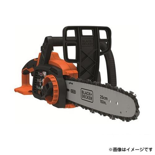 ブラック&デッカー チェーンソー(25cm) GKC1825L2-JP