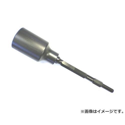 ラクダ 単管打込アダプターB型 17HX355MM 4960092410032 [コンクリートドリル メーカーハツリ製品][r13][s1-080]