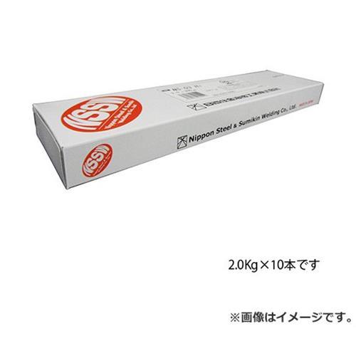日鐵住金 軟鋼用溶接棒 NS-03Hi 2.0x20kg 4580437130021 [r13][s1-080]