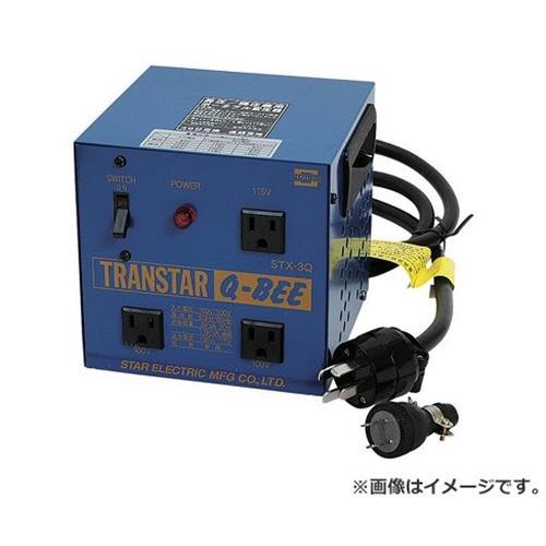 スズキッド トランスター Q-BEE STX-3Q 4991945015869 [電工ドラム・コード 変圧器(トランス)][r13][s2-100]