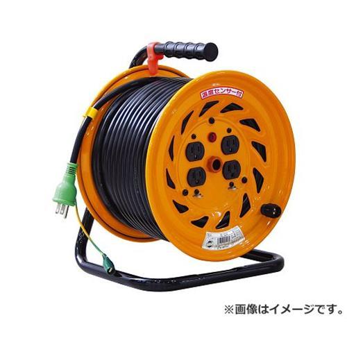 日動 [電工ドラム・コード][r13][s2-100] NF-E54 4937305011164 コードリール 15A×50m