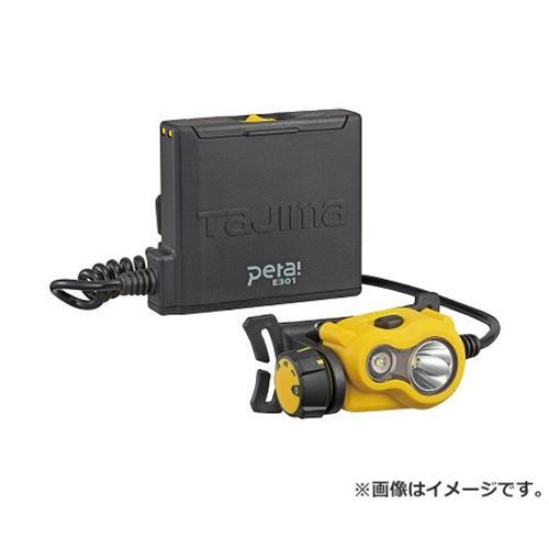 タジマ(Tajima) ペタ301イエロー LE-E301-Y 4975364165510 [ワークサポート サポート用品 照明 ヘッドライト][r13][s1-060]