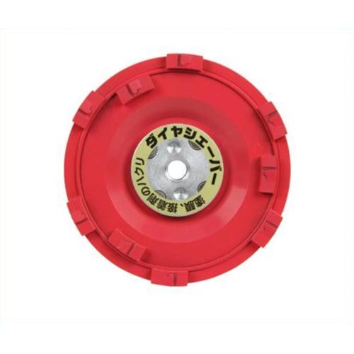 [最大1000円OFFクーポン] ナニワ ダイヤシェーバー赤W9 FN9223 4955571138026 [ジスク・両頭アクセサリ ダイヤ切削][r13][s1-060]