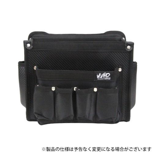 SK11 黒 内装用腰袋 4977292968645 [r13][s1-080]