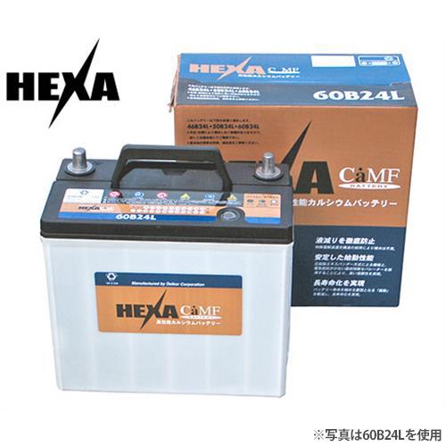 ヘキサ シールドバッテリー 60B24L [HEXAバッテリー]