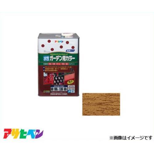 アサヒペン 水性ガーデン用カラー 14L オーク [防腐 防カビ 防虫 防藻]