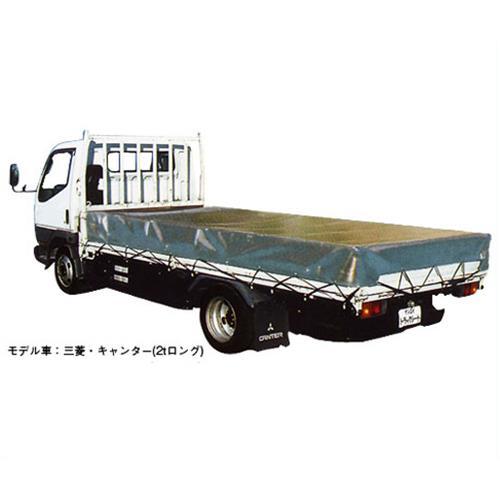 大型トラック用 荷台シート TS-40SW (SW生地) [トラックシート]