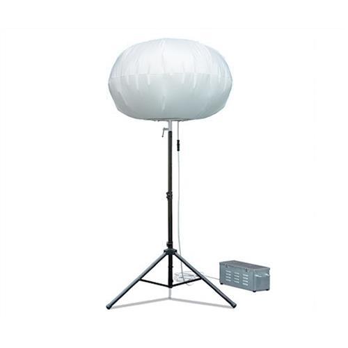 キタムラ産業 バルーン投光機 ハイピカバルーン KBL-100SS (伸縮三脚式) [灯光器]