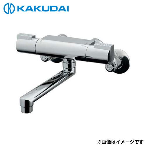 カクダイ サーモスタット混合栓 173-241