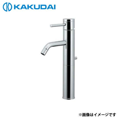カクダイ シングルレバー混合栓 (ミドル) 183-127 [r11][s2-120]