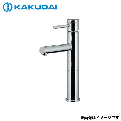 カクダイ シングルレバー混合栓 (ミドル) 183-143
