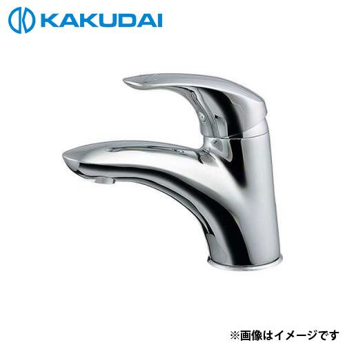 カクダイ シングルレバー混合栓 183-011