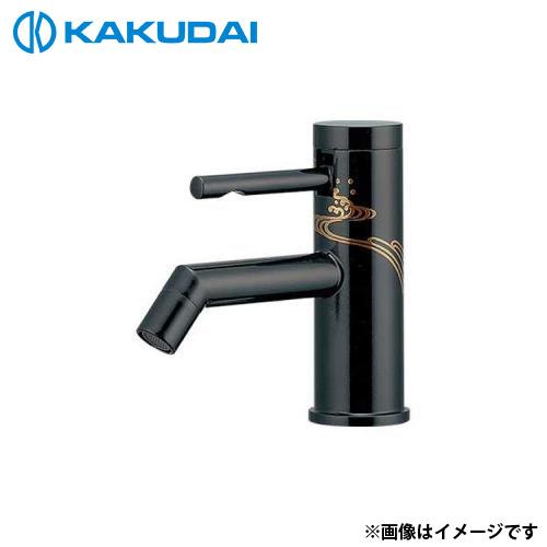 カクダイ シングルレバー立水栓 716-213-13