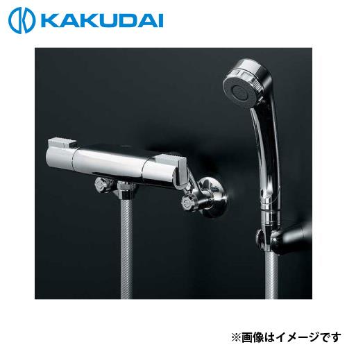 カクダイ サーモスタットシャワー専用混合栓 173-224K