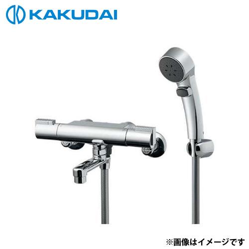 カクダイ サーモスタットシャワー混合栓 173-233K