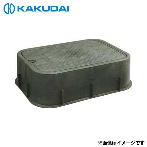 カクダイ 水力発電自動弁用ボックス 504-010