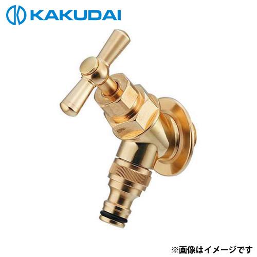 カクダイ ガーデン用水栓 (アンティーク) 701-308-13