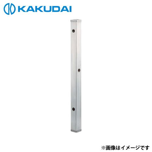 カクダイ ステンレス水栓柱 (分水孔つき) 70角 624-112