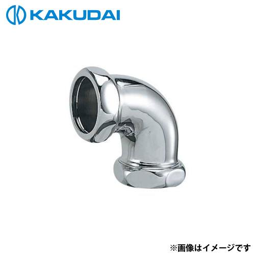 カクダイ さしこみエルボ 4696-50
