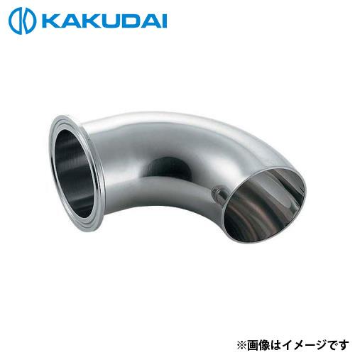 カクダイ 片へルールエルボ 2S 690-06-D