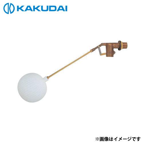 カクダイ 複式ボールタップ (ポリ玉) 6616-25