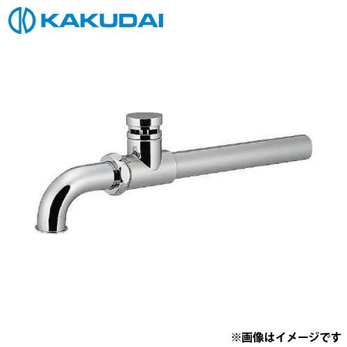 カクダイ 低位通気弁つきキセル管 25 043-700