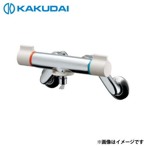 カクダイ 洗濯機用混合栓 (ストッパーつき) 127-110 [r11][s2-120]