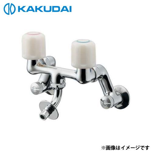 カクダイ 洗濯機用混合栓 127-603 [r11][s2-120]