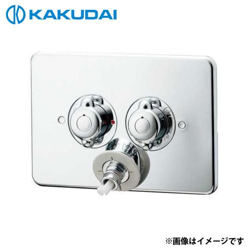 カクダイ 洗濯機用混合栓 (立ち上がり配管用) 127-102 [r11][s2-120]