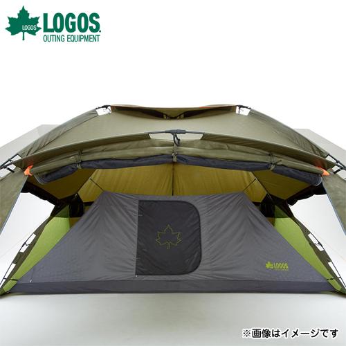 [最大1000円OFFクーポン] ロゴス(LOGOS) デカゴン ハーフインナー 71459300 [テント&タープ タープ]