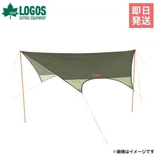 ロゴス(LOGOS) neos ドームFITヘキサ 4443-N 71808012 [テント&タープ タープ]