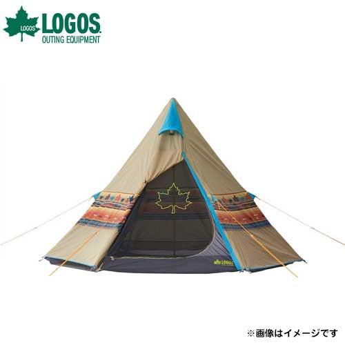 ロゴス(LOGOS) ナバホTepee 幅400×奥行345×高さ235cm 71806500 [テント&タープ テント]