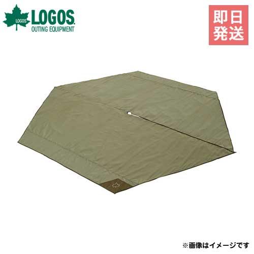 ロゴス(LOGOS) Tepeeマット Tepee400用 71809601 [テント&タープ テントシート・マット]
