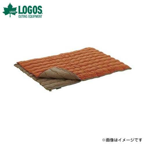 [最大1000円OFFクーポン] ロゴス(LOGOS) 2in1・Wサイズ丸洗い寝袋 2℃まで 72600680 [スリーピング 封筒型シュラフ]