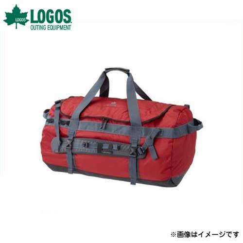 [最大1000円OFFクーポン] ロゴス(LOGOS) ADVEL ダッフルバッグ65 レッド 88250171 [バッグ ADVEL]