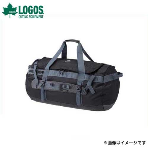 ロゴス(LOGOS) ADVEL ダッフルバッグ65 ブラック 88250174 [バッグ ADVEL]