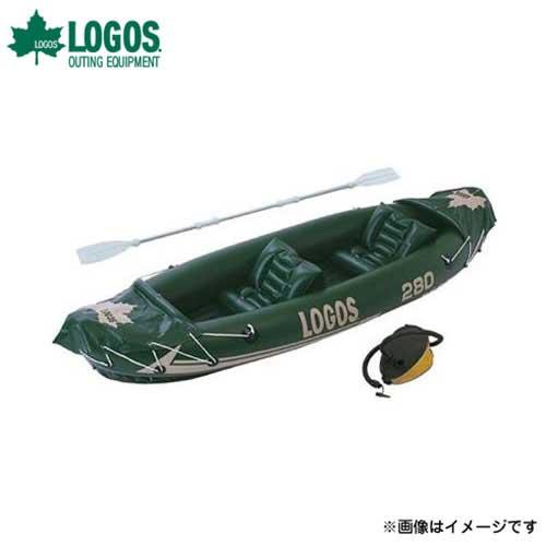 ロゴス(LOGOS) 2マンカヤック 66811180 [ビーチ ボート]