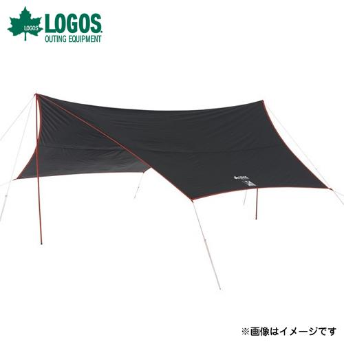 [最大1000円OFFクーポン] ロゴス(LOGOS) Black UV ヘキサタープ 5750-AG 71808022 [テント タープ]
