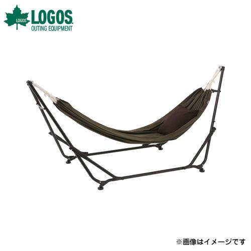 ロゴス(LOGOS) 3WAY スタンドハンモック 73178008 [ファニチャー ベッド ハンモック]