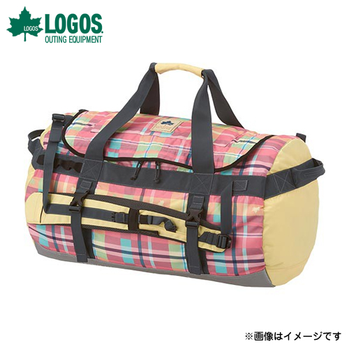 [最大1000円OFFクーポン] ロゴス(LOGOS) CADVEL-Designダッフルバッグ50 (AE check) 88250185 [バッグ CADVEL]