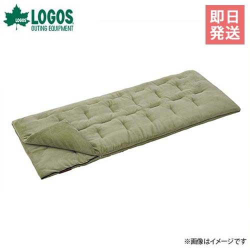 ロゴス(LOGOS) 丸洗いやわらかシュラフ・-2 72600560 [スリーピング シュラフ]