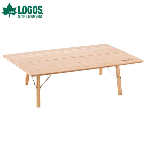 [最大1000円OFFクーポン] ロゴス(LOGOS) Bamboo テーブル 73180026 [アウトドアファニチャー アウトドアテーブル]