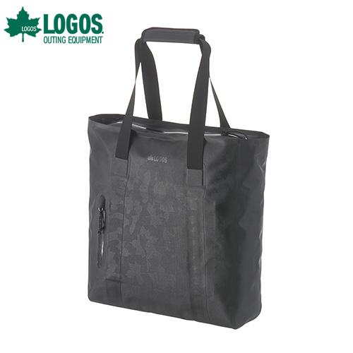 ロゴス(LOGOS) SPLASH mobi トートリュック(ブラックカモ) 88200126 [リュック ザック バッグ]
