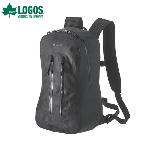 ロゴス(LOGOS) SPLASH mobi ザック17(ブラックカモ) 88200006 [リュック ザック バッグ]